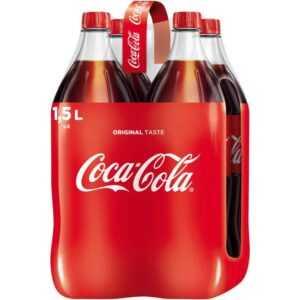 Coca Cola für Feuerwehrfeste