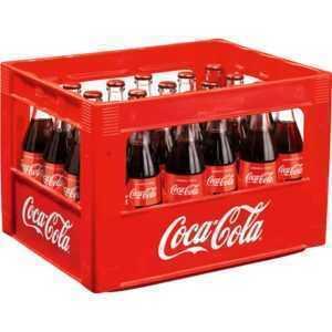 Lieferservice aus Feldkirchen liefert Coca Cola
