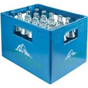 Gasteiner Mineralwasser in Glasflaschen