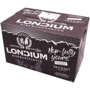 Loncium Bier für Grillfeste