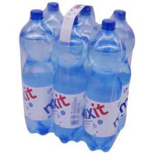 Sodawasser beim Getränkemarkt kaufen