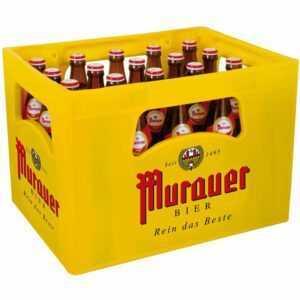 Murauer Bier in Flaschen