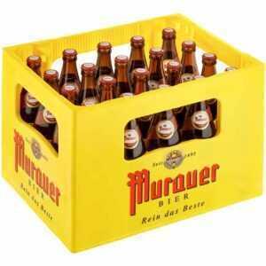 Murauer Bier im Getränkeshop bestellen