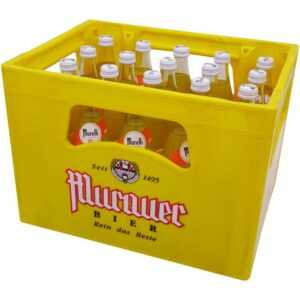 Murelli Orange von Murauer Bier