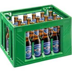 Lieferservice bringt Puntigamer Bier zum Veranstaltungsort