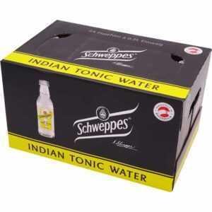 Tonic Water von Schweppes