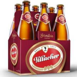Wir liefern Villacher Bier!