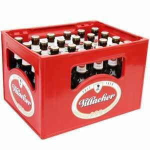 Villacher Bier aus heimischer Brauerei