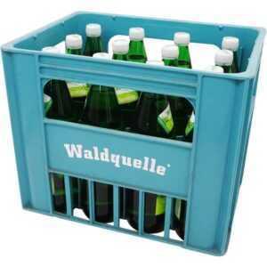 Mineralwasser beim Getränkefachhandel
