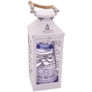 Gin Mare in eleganter Geschenkverpackung