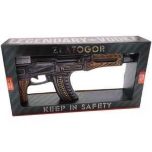 Zlatogor AK-47 Vodka 0,5lt. EW
