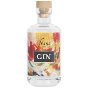 Franz von Durst Gin aus Vorarlberg