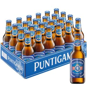 """Puntigamer Das """"bierige"""" Bier"""